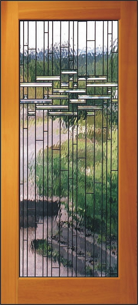 Bauhaus Door & Stained Glass Doors | Interior | Exterior