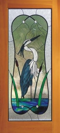 Heron Door