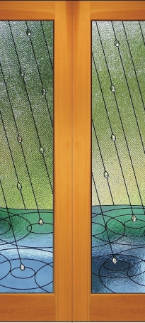 Rainfall Doors