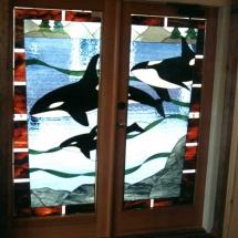 Telegraph Cove Orcas
