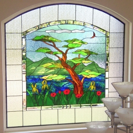 Arbutus Window