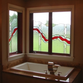 Kiln Fired Window