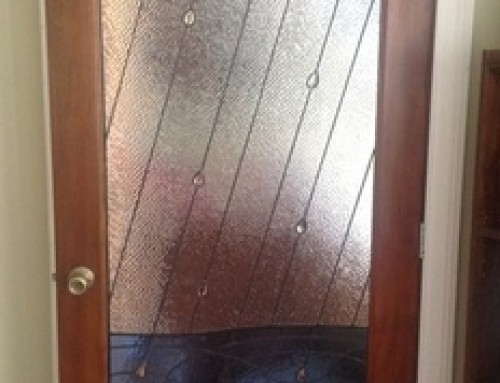 Customer Comments – Rainfall Door