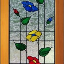 Deco Flowers Door