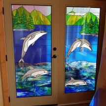 Telegraph Cove Dolphins rz