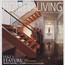 Homes and Living Cover