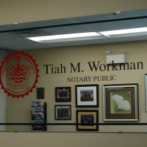 Workman Mirror