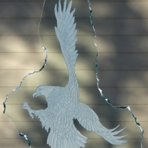 Window & Wall Hangers - Eagle